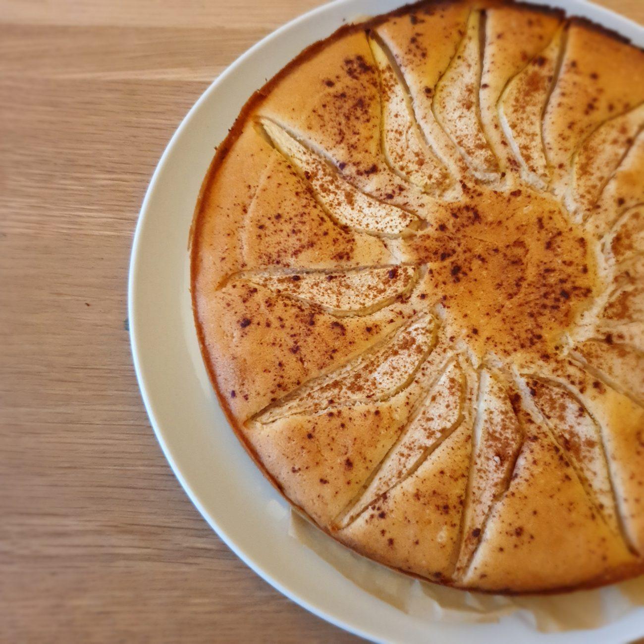 Peren taart